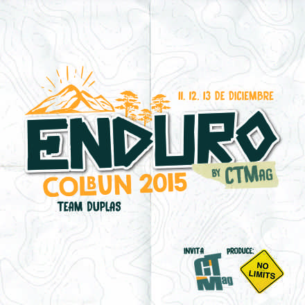 Enduro Colbun 2015 by CTMag