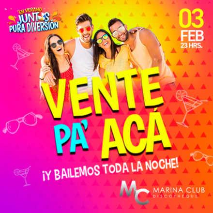 Fiesta Vente Pa Ca!
