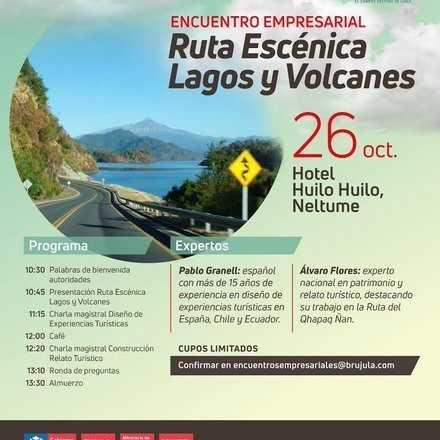 Encuentro Empresarial Ruta Escenica Lagos y Volcanes Panguipulli