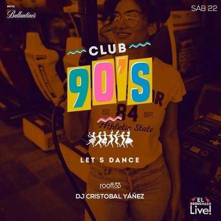 SABADO #VOOY + CLUB 90'S / 22 Septiembre / #LIVEGROUP RR.PP!