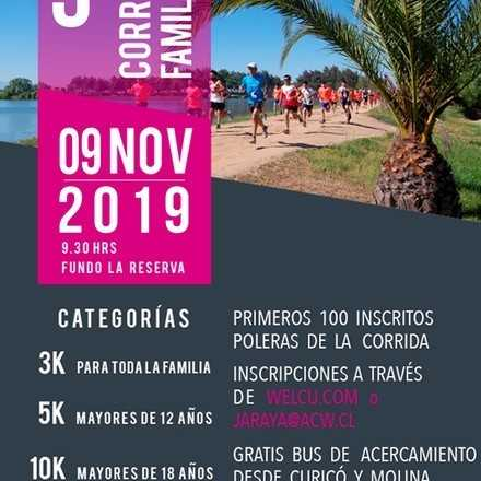 Corrida Familiar Aresti (ACW) 2019