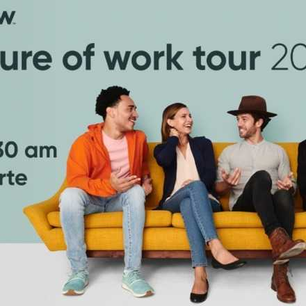 Future of Work Tour CDMX 2019