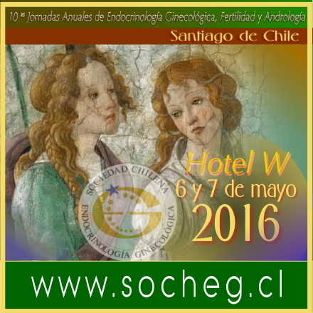 10as Jornadas Anuales de SOCHEG, 6-7 de mayo 2016