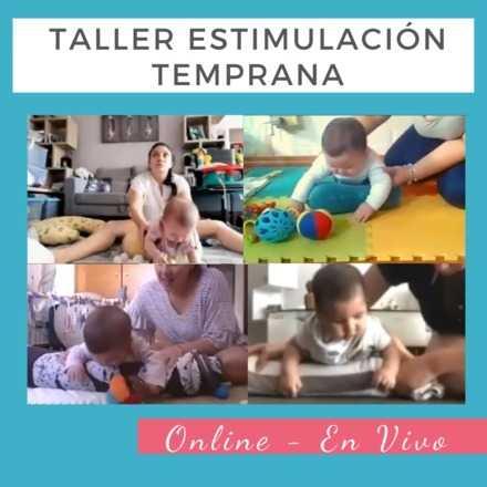 Estimulación Temprana Online