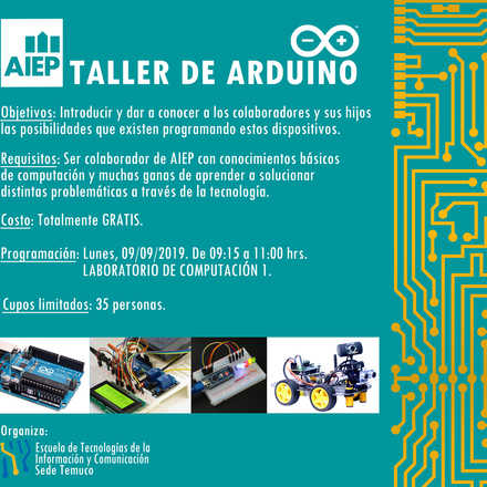 Taller de Arduino v1.0