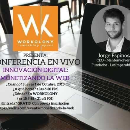 Monetizando la web