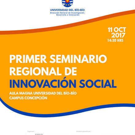 Primer Seminario Regional de Innovación Social