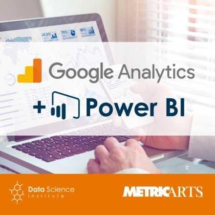 Google Analytic + Power BI - enero 2019