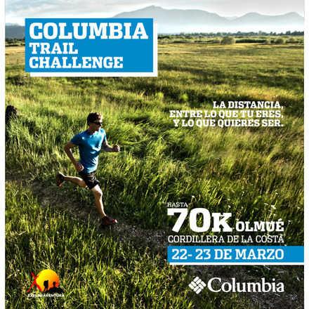 Columbia Trail Challenge