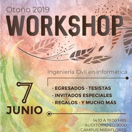 Workshop Informática Otoño 2019