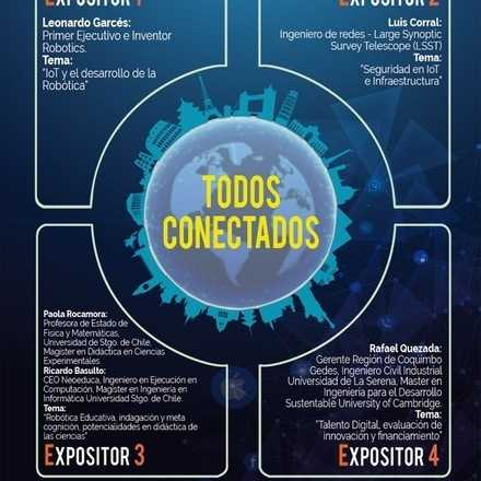 Seminario Internet de las Cosas y Robótica