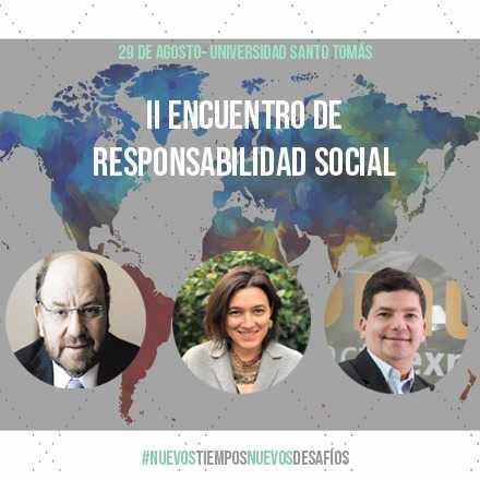 II ENCUENTRO DE RESPONSABILIDAD SOCIAL