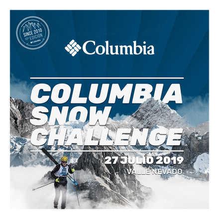 Snow Marathon - Columbia Snow Challenge 19'