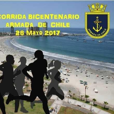 Corrida Bicentenario Armada de Chile 2017