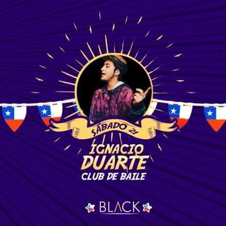 Sábado 21 Black Fonda IgnacioDuarteDj
