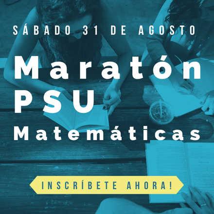 Maratón PSU
