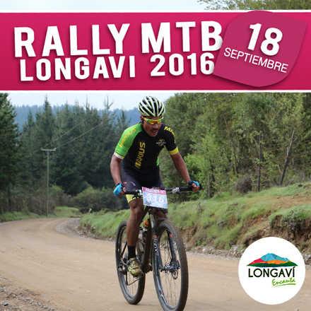 Rally MTB Longaví 2016 XCM