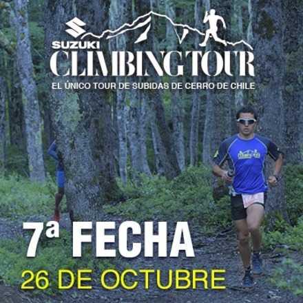 Climbing Tour 7ma fecha 2019.