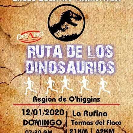 CROSS COUNTRY MARATHON RUTA DE LOS DINOSAURIOS