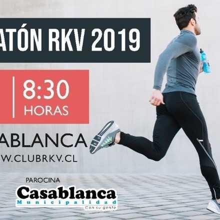 Media Maratón RKV 2019