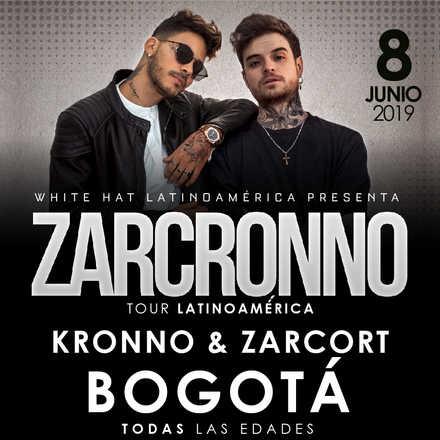 Kronno & Zarcort en Bogotá