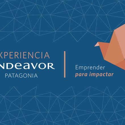 Experiencia Endeavor Patagonia