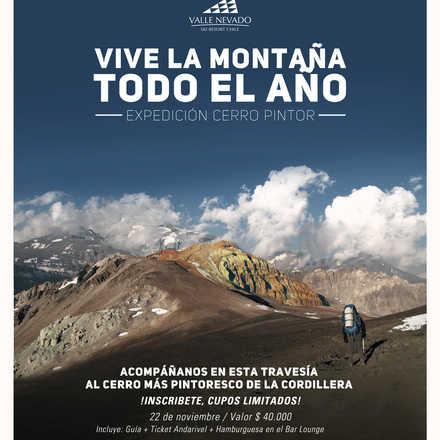 Expedición Cerro Pintor