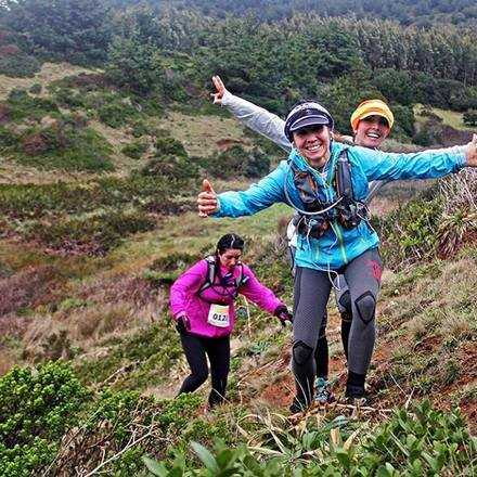 Entrenamiento Abierto en el Santuario de la Naturaleza Hualpén