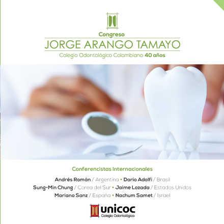 Congreso Jorge Arango Tamayo