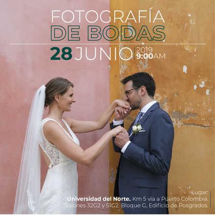 Workshop Fotografía de Bodas, Ana Vallejo