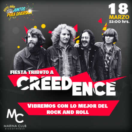 Fiesta Tributo a Creedence