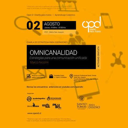 Charla Omnicanalidad - Estrategias para una comunicación unificada