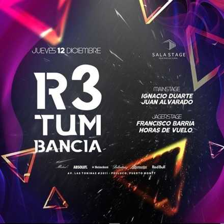 #RETUMBANCIA IS BACK ::SALA STAGE:: // MUJERES GRATIS HASTA LAS 01:00 AM // HOMBRES $3.000 C.COVER