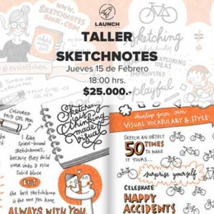 Taller: Sketchnotes