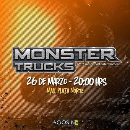 Monster Truck 26 de Marzo / 20hrs