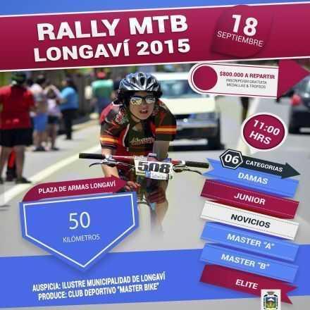 Rally MTB Longaví 2015 XCM
