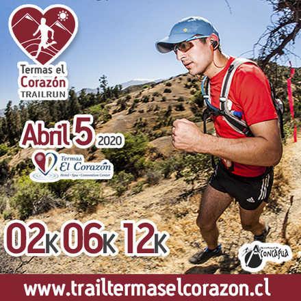 Termas El Corazón Trailrun - 2020 - Abril 5