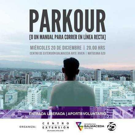 Ultima Función de Parkour 2017