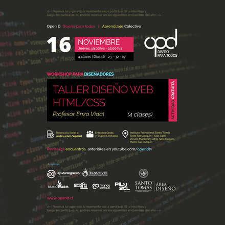Workshop HTML/CSS