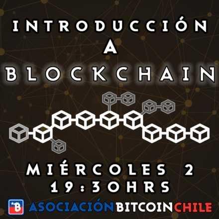 Introducción a Blockchain - 2 de Octubre