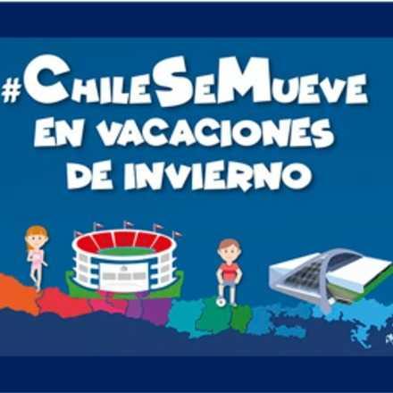 Chile se mueve en vacaciones de invierno