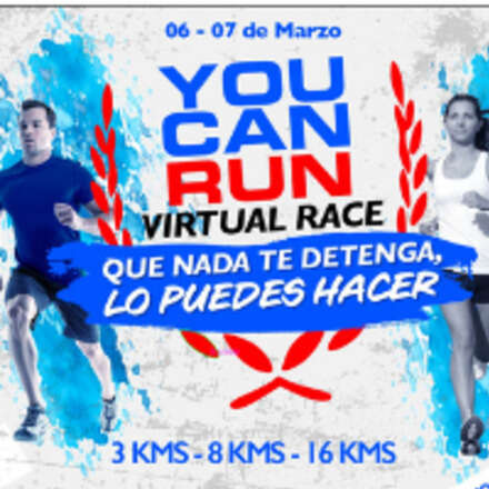 YOUCANRUN VIRTUAL RACE