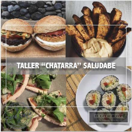 Chatarra Saludable con Nico Decarli - 27 Junio