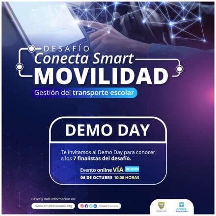 Demoday Conecta Smart: Movilidad