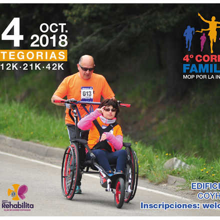 4° Corrida Familiar MOP por la Inclusión