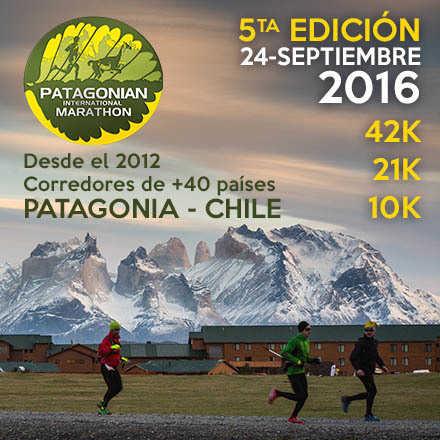 Patagonian International Marathon 2016