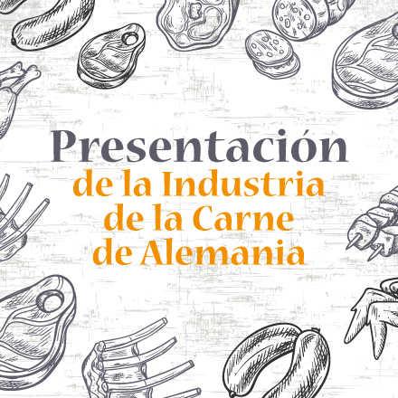Presentación de la Industria de la Carne de Alemania