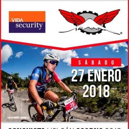 Conquista Volcán Osorno CVO 2018
