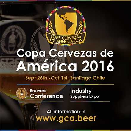 Copa Cervezas de América 2016 - English
