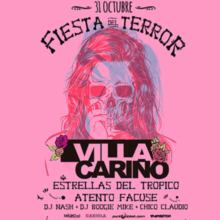 Villa Cariño en Halloween @ Teatro Cariola